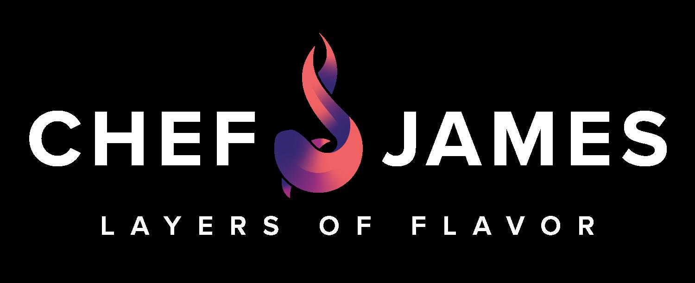 Chef James Logo